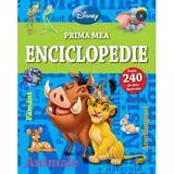 Disney - Prima mea enciclopedie - Pamant, animale, natura, anotimpuri, editura Litera
