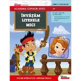 Academia copiilor isteti - Invatam literele mici - 3+, editura Litera