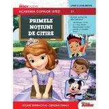 Academia copiilor isteti - Primele notiuni de citire - 3+, editura Litera