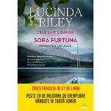 Cele sapte surori. Sora furtuna. Povestea lui Ally - Lucinda Riley, editura Litera