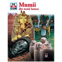 Ce si cum - Mumii din toata lumea, editura Rao