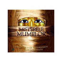 Misterele mumiilor, editura Rao