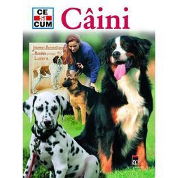 Ce si cum - Caini, editura Rao