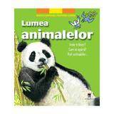 Lumea animalelor - Enciclopedia pentru copii, editura Rao