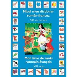 Micul meu dictionar roman-francez 500 de cuvinte, editura Rao