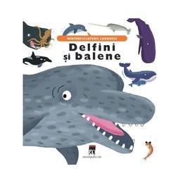 Delfini si balene - Minienciclopedii Larousse, editura Rao