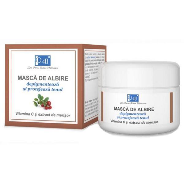 Masca de Albire Tis Farmaceutic, 50 ml esteto.ro