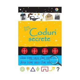 Peste 50 de coduri secrete, editura Corint