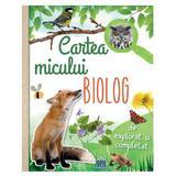 Cartea micului biolog - Anita van Saan, editura Didactica Publishing House