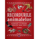 Recordurile animalelor - Paul Beaupere, editura Didactica Publishing House