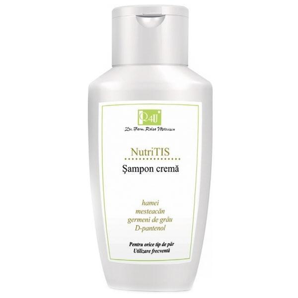 NutriTis Sampon Crema Tis Farmaceutic, 200 ml imagine produs