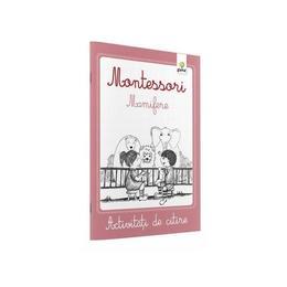 Montessori. Mamifere - Activitati de citire, editura Gama