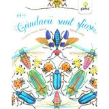 Gandacii sunt sfiosi - Dianna Hutts Aston, Sylvia Long, editura Gama