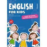 English for kids - Clasa 3 - Caiet - Rodica Dinca, editura Booklet