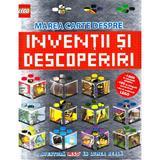 Martea carte despre inventii si descoperiri, editura Litera