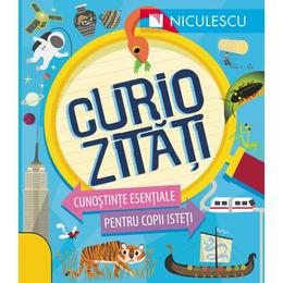 Curiozitati - Susan Martineau, editura Niculescu