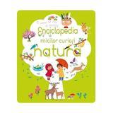 Enciclopedia micilor curiosi: Natura, editura Rao