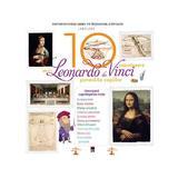 10 capodopere ale lui Leonardo da Vinci povestite copiilor (Larousse), editura Rao