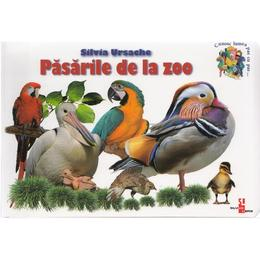 Pasarile de la zoo - Silvia Ursache, editura Silvius Libris