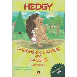 Hedgy, Laughs and Laughs and Laughs! - Doina Ionescu, editura Andreas