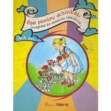 Fise pentru activitati integrate pe proiecte tematice 4-5 ani - Elena Bolanu, editura Trend