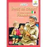 Invat sa citesc! In limba italiana - Pinocchio - Nivelul 1, editura Gama