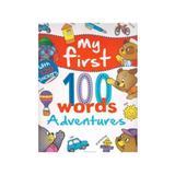My First 100 Words: Adventures, editura Girasol