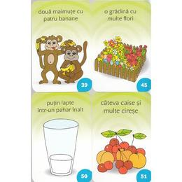 Happy Hoppy. English for Children. Cartonase: Culori si numere, editura Linghea