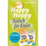 Happy Hoppy. Deutsch fur Kinder. Cartonase: Culori si numere, editura Linghea