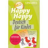 Happy Hoppy. Deutsch fur Kinder. Cartonase: Insusiri si relatii, editura Linghea