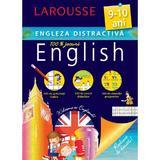 Larousse Engleza distractiva 9-10 ani, editura Meteor Press