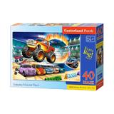 Puzzle 40 Maxi. Jumping Monster Truck