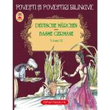 Basme Germane Vol. 3. Deutsche Marchen, editura Paralela 45