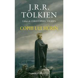 Copiii lui Hurin - J.R.R. Tolkien, editura Rao