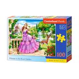 Puzzle 100. Princess in the Royal Garden