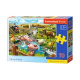 Puzzle 70 castorland - life on the farm