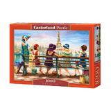 Puzzle 1000 castorland - girls day out