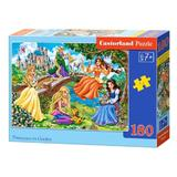 Puzzle 180. Princesses in Garden