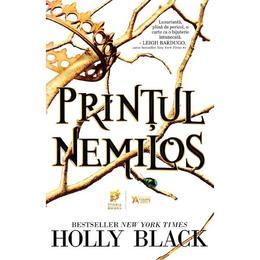 Printul nemilos - Holly Black, editura Storia