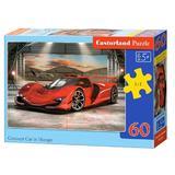 Puzzle 60. Concept Car in Hangar