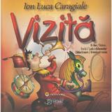 Vizita - Ion Luca Caragiale, editura Gramar