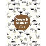 Agenda PlanIT: Dream It Do It - crem