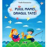 Puiul mamei, dragul tatei - Vasile Romanciuc, editura Prut