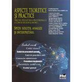 Aspecte teoretice si practice pentru pregatirea profesionala a consilierilor juridici, editura Pro Universitaria