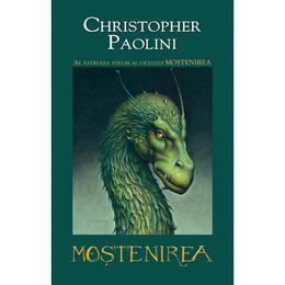 Mostenirea - Christopher Paolini, editura Rao