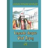 Legende despre Vlad Tepes, editura Rosetti Educational