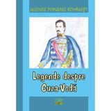 Legende despre Cuza-Voda, editura Rosetti Educational