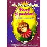 Cele mai frumoase... Poezii si pasteluri de Vasile Alecsandri, editura Aramis
