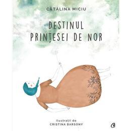 Destinul Printesei de Nor - Catalina Miciu, editura Curtea Veche