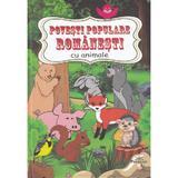 Povesti populare romanesti cu animale, editura Prestige